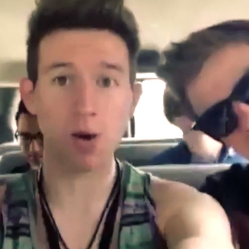 House Music in Ricky Dillon's Video - Mixed By DjCabo