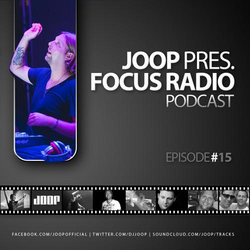 JOOP PRES FOCUS RADIO EP 15