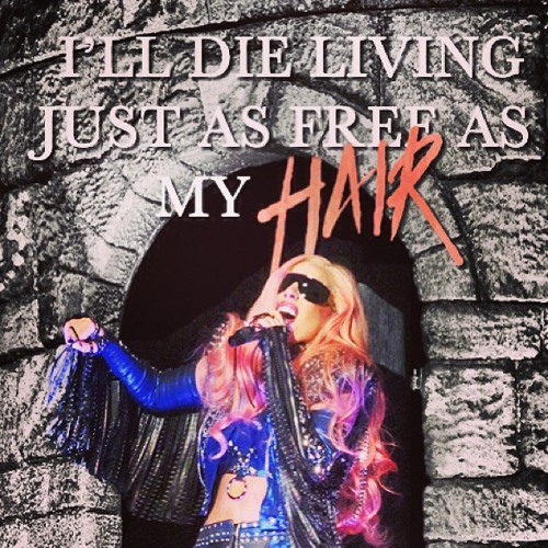 Hair (Official Instrumental + Backing Vocals)