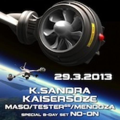 Kaisersoze @ Turbine III.Marley club Ostrava.CZ.29.03.2013