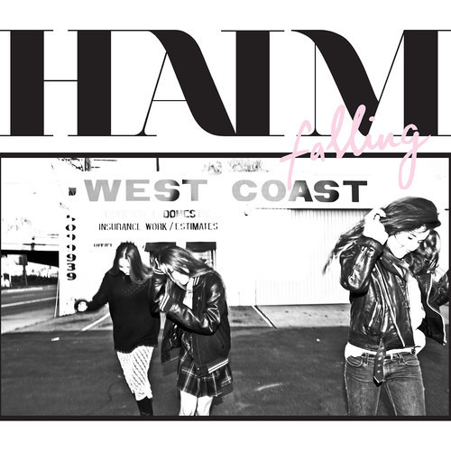 HAIM - I'll Try Anything Once (The Strokes cover)