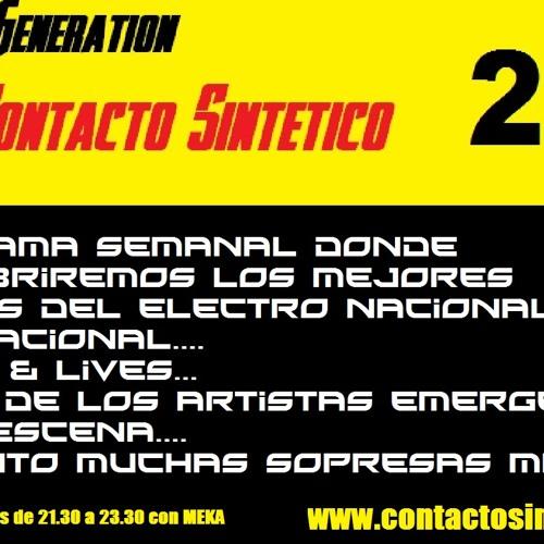 Contacto Sintetico 2 (The Nex Generation) Group