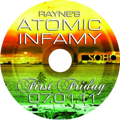 Rayne- Atomic Infamy Live & Uncut