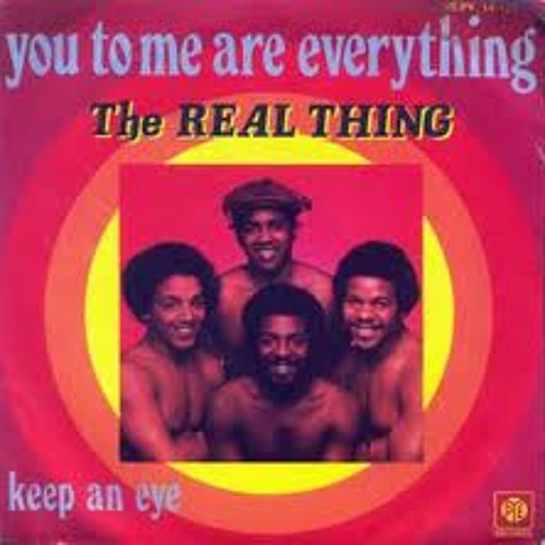 Real Thing or Tom Jones - You To Me Are Everything (XPLICIT) (DJ Lamonnz GBROOKE REMIX)