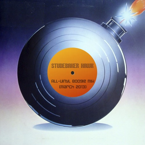 Vinyl Boogie Mix (March 2013)