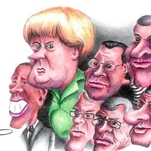 Austerix 20 — Die Hard Merkel (I)