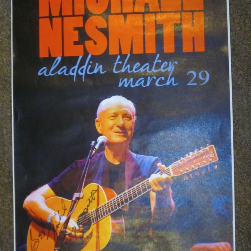 Michael Nesmith, Portland, Oregon's Aladdin Theater, March 29, 2013