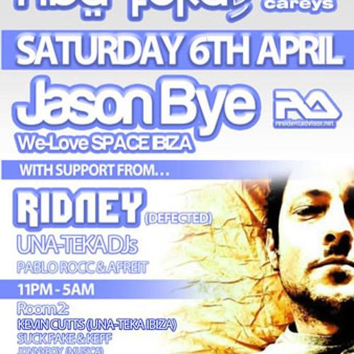 Una Teka Warm-Up 6th April 2013, Careys Coventry w/ Jason Bye, Ridney ++