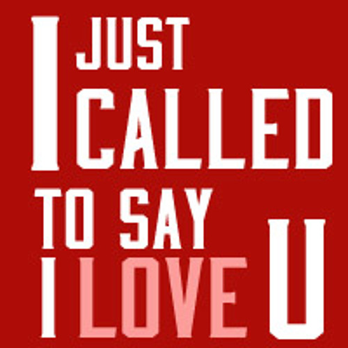 Lyrics for I Just Called To Say I Love You by Stevie ...