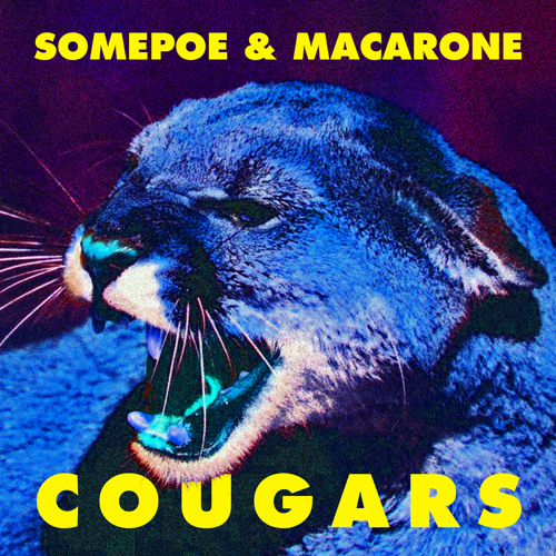 Somepoe x Macarone - Cougars (RS024) out NOW!