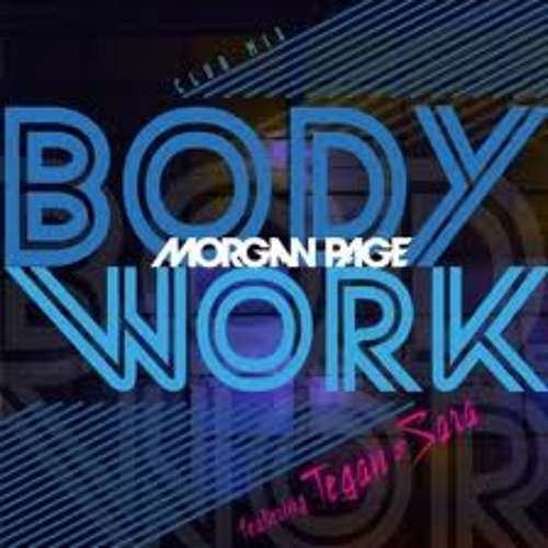 Morgan Page ft Tegan and Sara - Body Work (Photoponic Remix)
