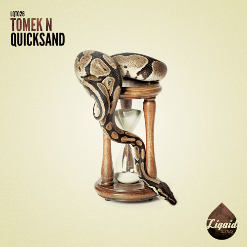 [LQT026] B. TOMEK N - QUICKSAND [OUT NOW]