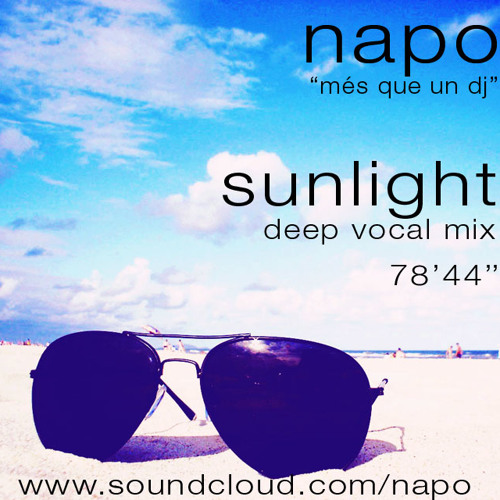 Napo - Sunlight  - Deep Vocal Mix - 300313