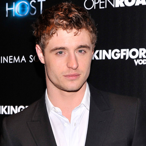 Direct from Hollywood: Max Irons DIdn't Have His License Until 'The Host'