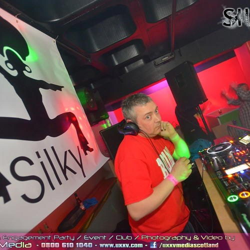 Alan Harvey's old skool mix at Silky 29 March 2013