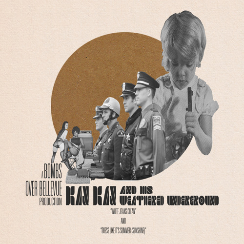 Kay Kay and His Weathered Underground - White Jeans Clean