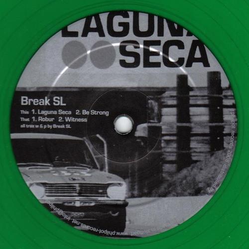 Break SL - Laguna Seca (Philpot 028 A1 / Philpot 038 CD)