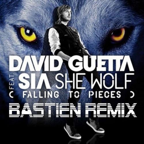 David guetta - she wolf BY BASTIEN