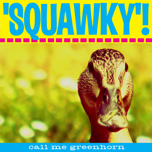 Call Me Greenhorn - Squawky (alt. mix)