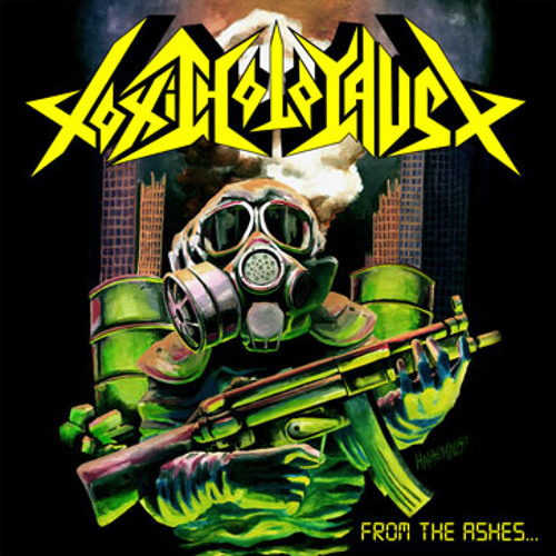 Toxic Holocaust - Nuke the Cross