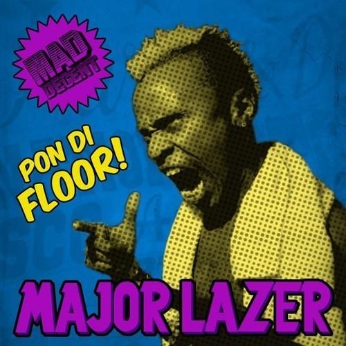 Major Lazer ft. Steff de la Funk - Pon di Trap (Preview)