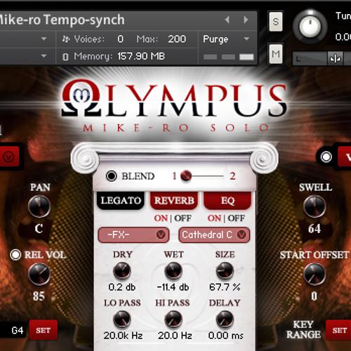Arkadiusz Reikowski - upROsing - Olympus Mike-Ro