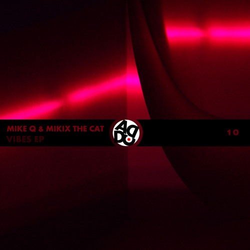 MikeQ x Mikix The Cat - Catwalk