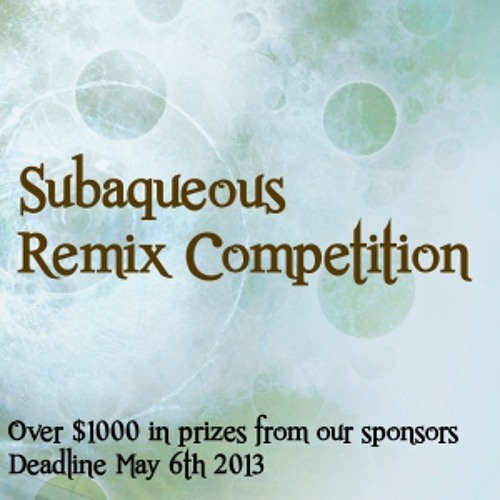 Subaqueous Remix Competition