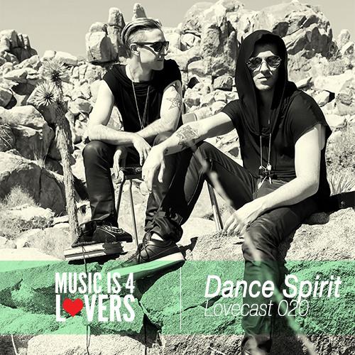 Lovecast Episode 020 - Dance Spirit [Musicis4Lovers.com]