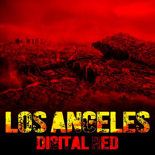Los Angeles - Digital Red Original Mix