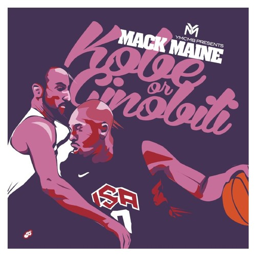 "Mack Maine: ""Kobe Or Ginobili"" (Prod By TheLottery)"