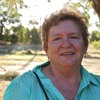 Kath Withers - Growing up by this river, Wiradjuri reserve, Wagga Wagga