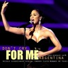 Nicole Scherzinger - Don't Cry For Me Argentina