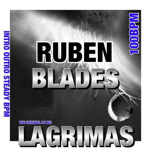 DJRIO Salsa Ruben Blades-Lagrimas Intro Outro 100Bpm