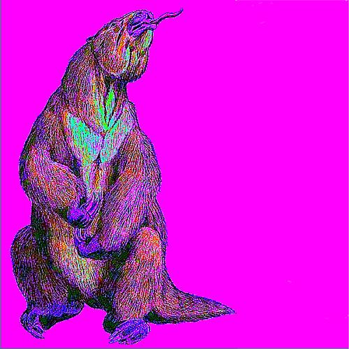 Megatherians [rough]