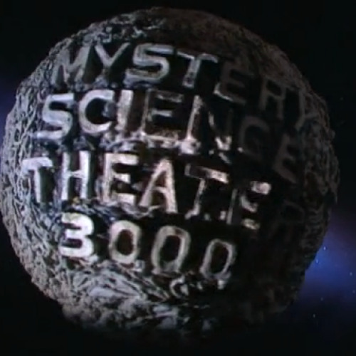 "MST3K ""Mighty Science Theater"" End Credits Theme - Stretched Out 800%"