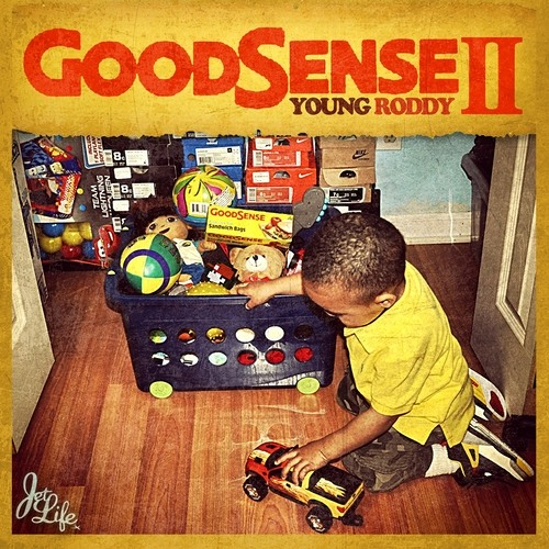 Young Roddy - Cookin Up