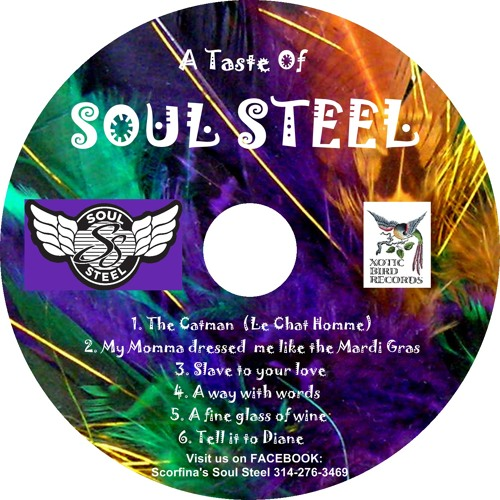 Slave to Your Love by Scorfina's SOUL STEEL