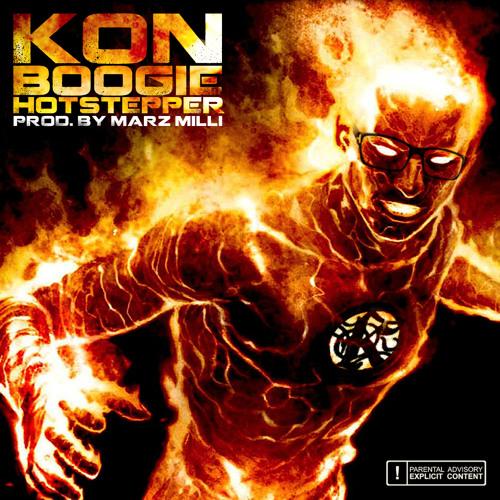 Kon Boogie - Hotstepper