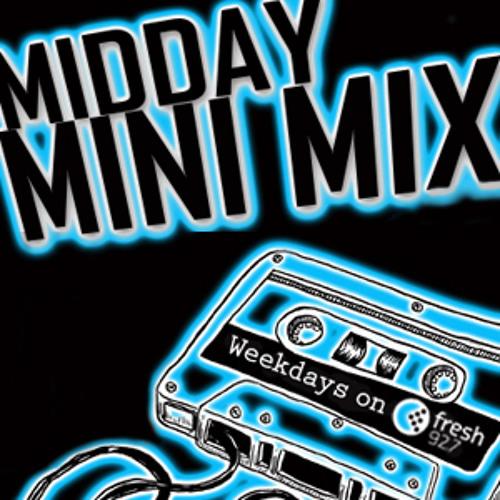 Will Giles - Midday Mini Mix Fresh 92.7
