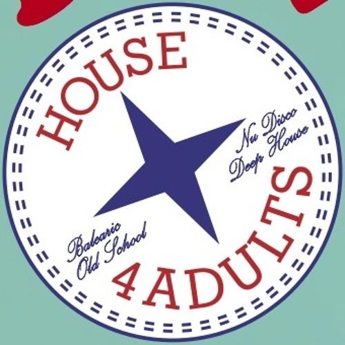 DJ Cubik @ House 4 Adults 29-3-2013