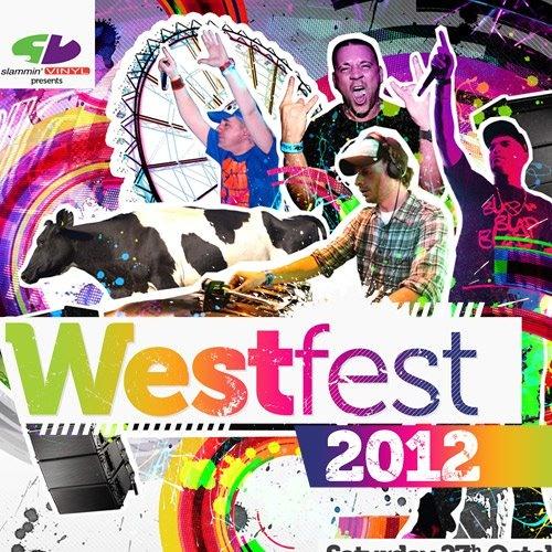 Fracus & Darwin (MC Skatty) @ Westfest 2012 **FREE DOWNLOAD**