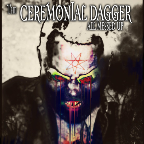 Ceremonial Dagger-all messed up