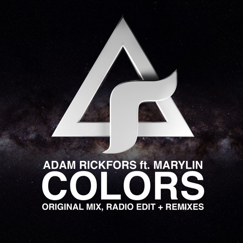Adam Rickfors feat. Marylin - Colors (Original Mix)