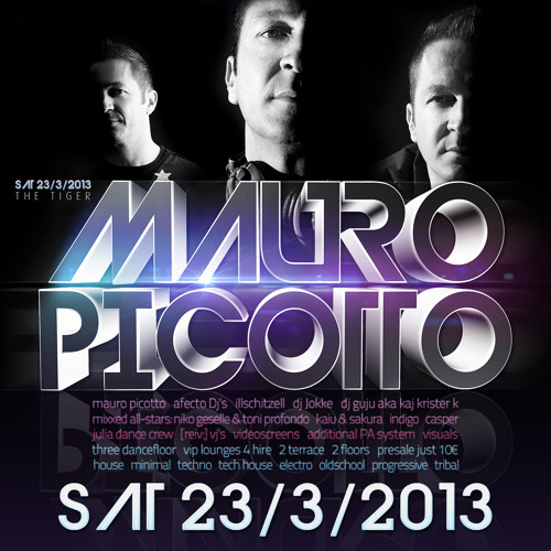 Mauro Picotto Dj set from Finland