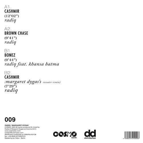 B1- Radiq feat. Khansa Batma - Bonez (Snippet)