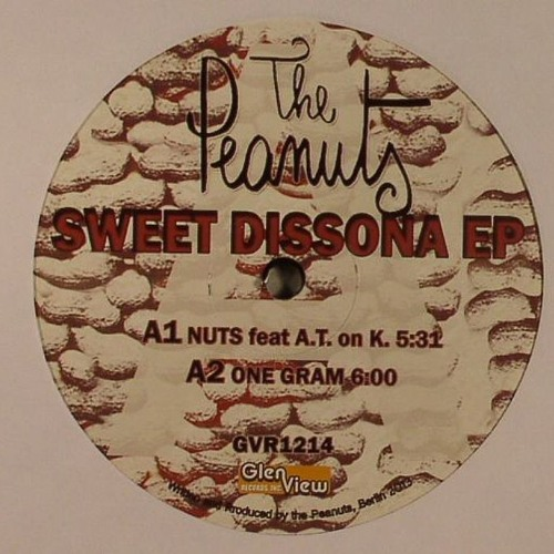 GVR1214 — The Peanuts — Sweet Dissona EP 12""