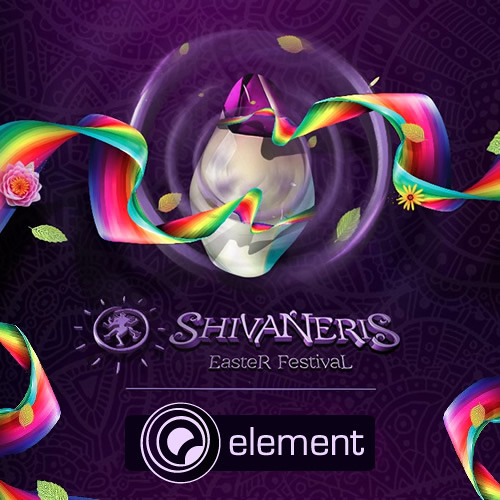 Element @ Shivaneris Easter Festival (30.03.2013)