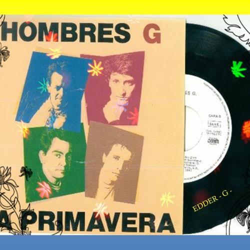 LA PRIMAVERA-HOMBRES G-(COVER ACUSTICO DIRECTO)- EDDER G