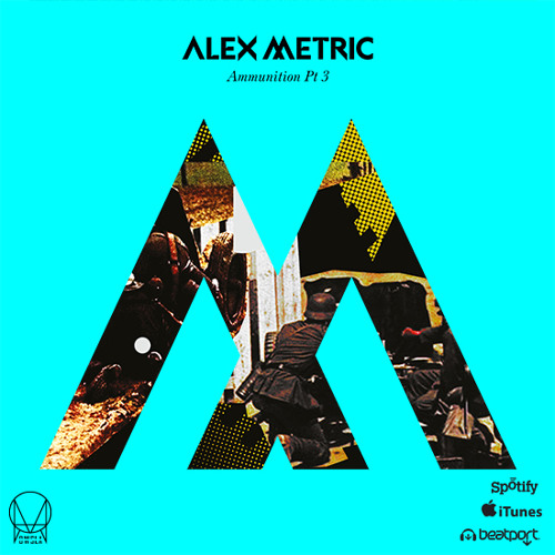 Alex Metric - Want Ya
